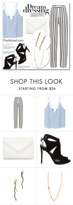 """""""PreAdored.com"""" by amra-mak ❤ liked on Polyvore featuring Nicholas, MANGO, Neiman Marcus, KG Kurt Geiger and PreAdored"""