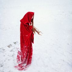 Red | Rosso | Rouge | Rojo | Rød | 赤 | Vermelho | Color | Colour | Texture | Form | Pattern | Design | Red in the Snow