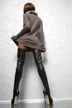 For Lovers of Tights and Boots : Photo