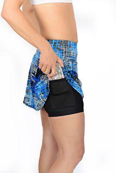261016473 Running Clothes for Women | Blyss Running. Running SkirtsSkirts With  PocketsWorkout ...