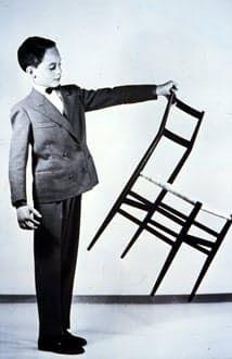 Classics To Save Up For: Gio Ponti's Superleggera Chair