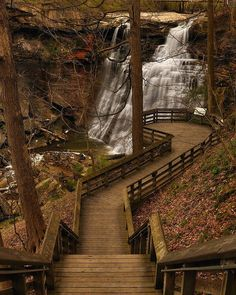 Brandywine Falls,Pennsylvania