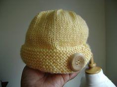 Girl Toddler Hat. Free pattern.