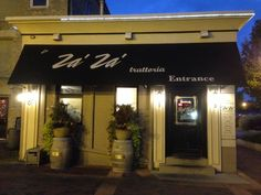 La Zá Trattoria St Charles Il Awesome Food Service Ask For Tina And Order The Penne Abruzzese