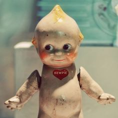Items similar to Retro Photograph - Kewpie Print - kitsch vintage baby doll quirky modern print red heart on Etsy Kitsch, Doll Toys, Baby Dolls, Electronic Toys, Creepy Dolls, Bisque Doll, Doll Parts, Old Dolls, Modern Prints