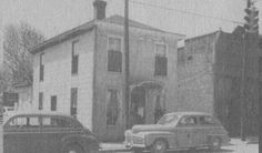 Coffee Pot Cab, Junction City, KY 1948