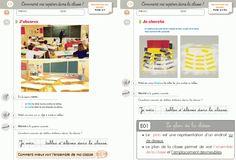DDM espace CP/CE1 plan, maquette et les différents points de vue. Classe, école, quartier.