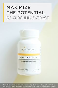 27 times more! That's how much more bioavailable Integrative Therapeutics® Theracurmin® HP is than standard curcumin extract. Clinically-studied curcumin extract used to provide relief of minor pain due to occasional overuse (and muscle recovery after acute exercise).* Curcumin Extract, Lower Carb Meals, Curcumin Supplement, Custom Neon Lights, Loosing Weight, Muscle Recovery, Diy Products, Muscle Fitness, Hair Removal