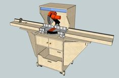 Excellent Table Saws, Miter Saws And Woodworking Jigs Ideas. Alluring Table Saws, Miter Saws And Woodworking Jigs Ideas. Miter Saw Stand Plans, Mitre Saw Stand, Bench Plans, Miter Saw Table, Diy Table Saw, Woodworking Saws, Woodworking Shop Layout, Woodworking Store, Woodworking Techniques