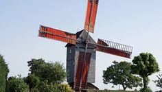 Moulin à vent Pelard - Bouville