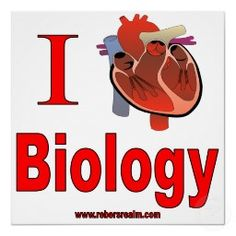 I love biology poster--this is soooo funny!!! Biology has always been my favourite class in school!
