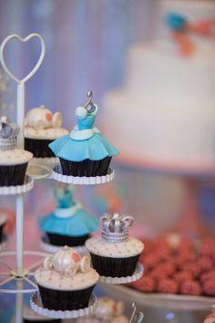 Festa com Gosto: Princesa Cinderela dos contos de fada!