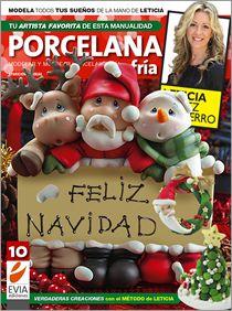 Modelar en PORCELANA FRIA Nº 10 - 2012