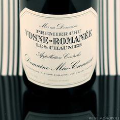 Meo-Camuzet Vosne-Romanee Premier Cru Les Chaumes 2001