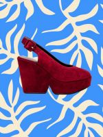 Going-Out Shoes You Can Actually Walk In #refinery29  http://www.refinery29.com/comfortable-going-out-shoes#slide-3  Insanely comfy platform wedges that will keep you in the groove....