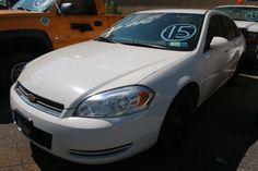 2008 Chevrolet Impala, Serial/VIN#: 2G1WS553081350144, odometer reading: 103712. Age, mileage, minor body & interior damage, runs. Title & key available