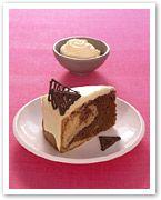 Marbled chocolate mud cake recipe - 9Kitchen