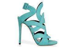 Giuseppe Zanotti: Swirl Sandals