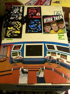 Star trek Colorforms - why did my generation not have these???