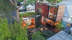Kiah House Austin Maynard Architects