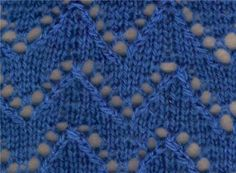 This pin will lead to a website with examples and instructions for many beautiful lace and other knitting designs.