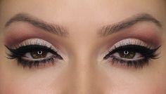 Pretty in Pink Valentine's Day Makeup Tutorial                                                                                                                                                     More