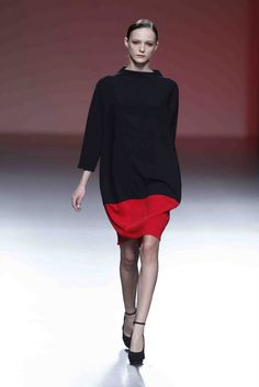 Amaya Arzuaga, premio Nacional de Moda. AA de Amaya Arzuaga oi  2013/14
