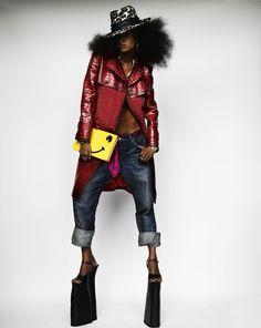 Lakshmi Menon Vogue Paris