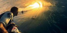 Water Sun Waves