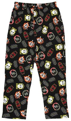 Star Wars The Force Awakens Kylo Ren Graphic Sleep Pants