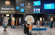 csopamedia: Frissült a Tudósok csarnoka Nobel-fala a Csodák Pa...