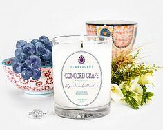 Signature Concord Grape Candle