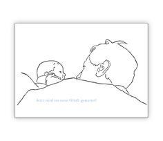 Geburtsanzeige: Jetzt wird ins neue Glück gestartet (blau) - http://www.1agrusskarten.de/shop/geburtsanzeige-jetzt-wird-ins-neue-gluck-gestartet-blau/    00017_0_1150, Baby, Geburt, Gratulation, Grußkarte, Klappkarte, Kunst, Linolschnitt, Sohn, Vater00017_0_1150, Baby, Geburt, Gratulation, Grußkarte, Klappkarte, Kunst, Linolschnitt, Sohn, Vater