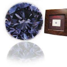argyle violet diamond
