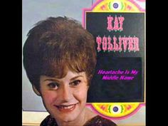 Kay Tolliver - Heartache Is My Middle Name