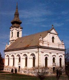 Mezőberény, szlovák templom Notre Dame, Building, Travel, Viajes, Buildings, Destinations, Traveling, Trips, Construction