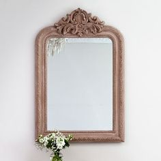 8 Amazing Clever Ideas: Whole Wall Mirror Entryway modern wall mirror apartment therapy.Wall Mirror With Storage Small Spaces silver wall mirror interior design. Wall Mirrors Entryway, White Wall Mirrors, Silver Wall Mirror, Rustic Wall Mirrors, Contemporary Wall Mirrors, Round Wall Mirror, Bedroom Mirrors, Bedroom Wall, Cottage Wall Mirrors