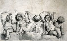 cherubini e bambini