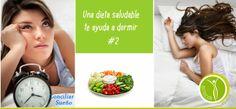 Dieta Saludable para dormir #2  #NutricionistaLima