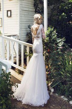 Riki Dalal 2014 Wedding Dress Collection | Sheer Sexy Wedding Dresses | Bridal Musings Wedding Blog 6