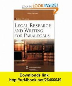 Bundle Legal Research Writing Paralegals 5e  Blackboard Access (9780735584310) Deborah E. Bouchoux , ISBN-10: 0735584311  , ISBN-13: 978-0735584310 ,  , tutorials , pdf , ebook , torrent , downloads , rapidshare , filesonic , hotfile , megaupload , fileserve