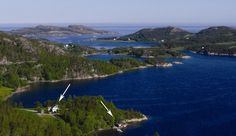 Vikna, Norway, where my grandfather is from
