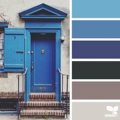today's inspiration image for { a door blue } is by @suertj ... thank you, Sue , for another fantastic #SeedsColor image share! (...& i've had this for some time ... bet you thought I forgot ;)