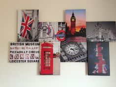 London Canvas From The Range