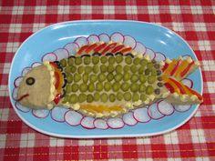 Antipasti - Pesce Finto