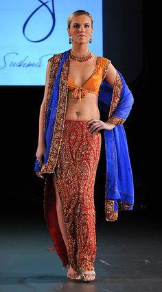 Sushma Patel Couture - Fall 2008 | Bob | Flickr