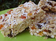 Whole-Grain No-Bake Granola Bars Recipe - Food.com