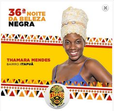Meet the beautiful candidates of bloco afro Ilê Aiyê's 2015 Night of the Ebony Goddess contest!