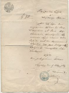 Greece Kefalonia Argostoli Municipality of Kranion 1869 RRR | eBay