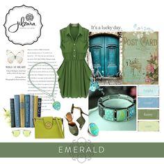 JILZARAH's Emerald Fashion Layout http://www.polyvore.com/jilzara_emerald/set?id=96204455 http://jilzarah.com/shop/collections/emerald/